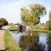 Grand Union Canal at Hemel Hempstead, Hertfordshire, 13th October 1990