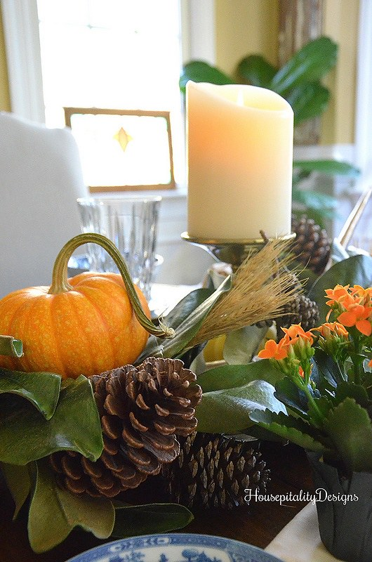 Fall Tablescape/Centerpiece-Housepitality Designs