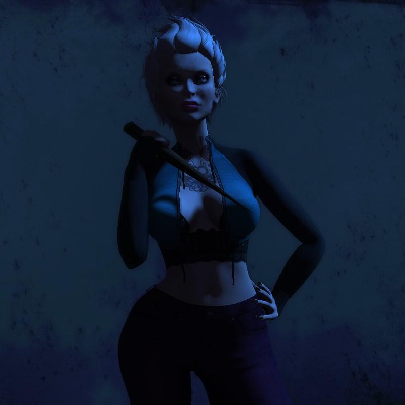 A Little Buffy.
