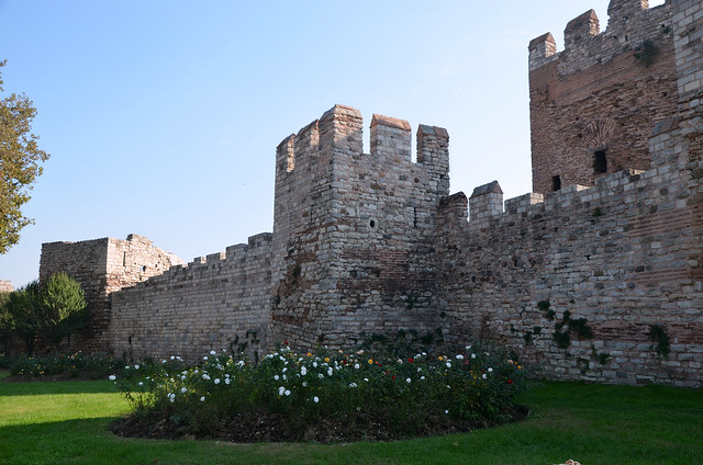 Theodosian Walls of Constantinople, Istanbul