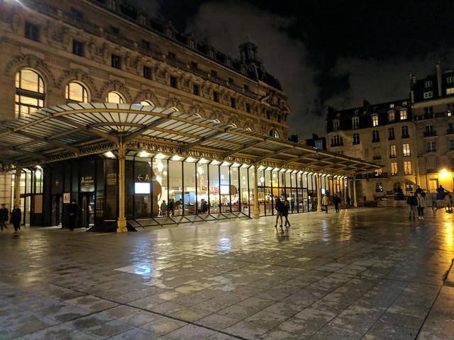 Musée d'Orsay exterior