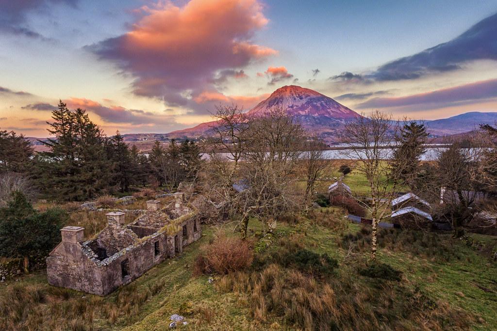"""""""The Abandoned Village of Glentornan"""""""
