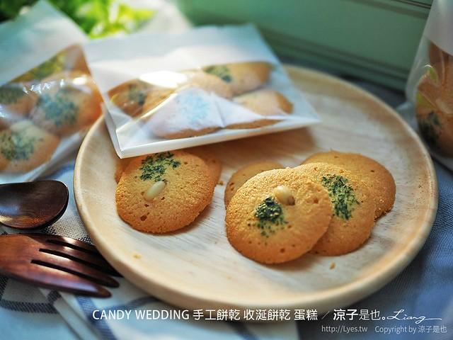 CANDY WEDDING 手工餅乾 收涎餅乾 蛋糕 47