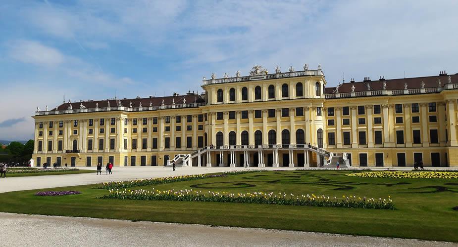 Stedentrip Wenen, paleizen in Wenen: Schloss Schönbrunn | Mooistestedentrips.nl