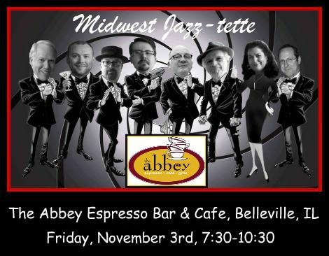 Midwest Jazz-tette 11-3-17