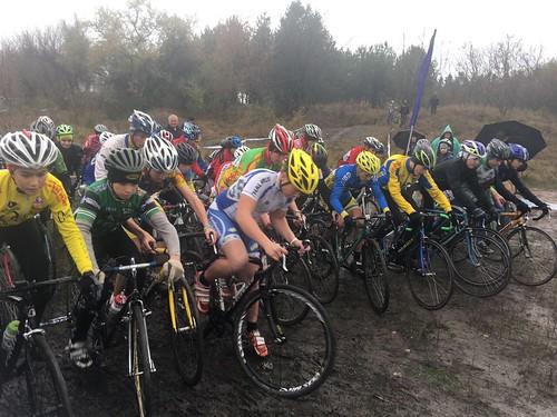 Рівняни з медалями повернулися з чемпіонату України з велокросу
