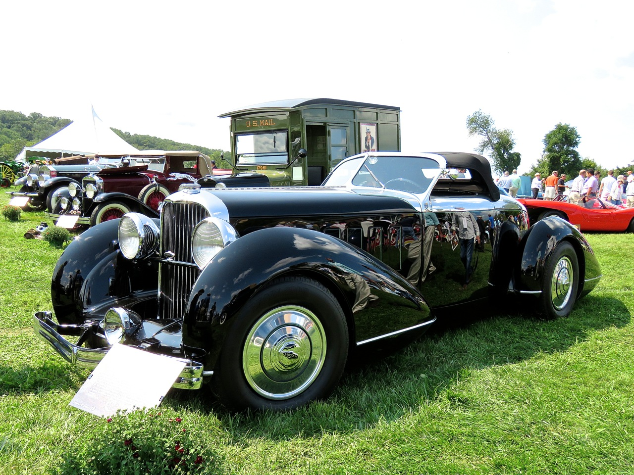 32 Lincoln KB Boattail Speedster 2