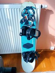 snowboard BURTON 110 cm - titulní fotka