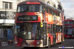 Wrightbus NRM NBFL - LTZ 1098 - LT98 - Coca-Cola - Notting Hil Gate 390 - Metroline - London 2016 - Steven Gray - IMG_8926