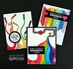 EO-rainbow colorburst cards-bergold
