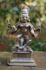 Hindu Goddess Durga.