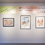2016 25th Annual Colorado Watercolor Society State Exhibition
