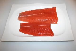 05 - Zutat Lachs / Ingredient salmon