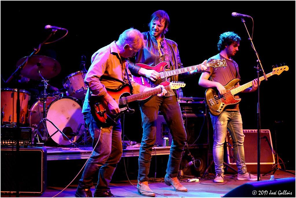 Levi Parham & Band