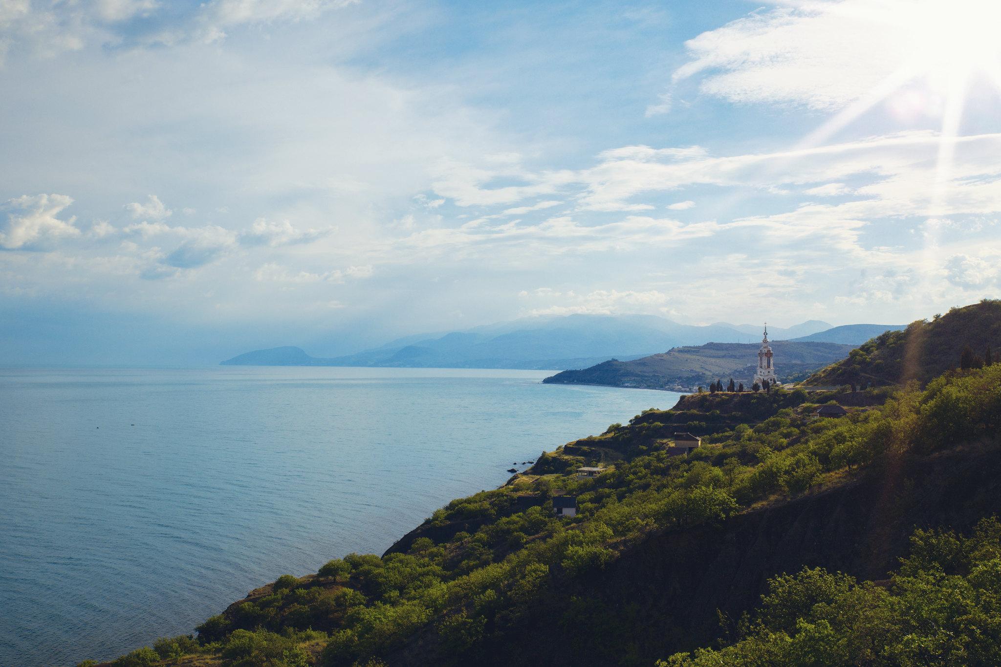 Отпуск в Крыму