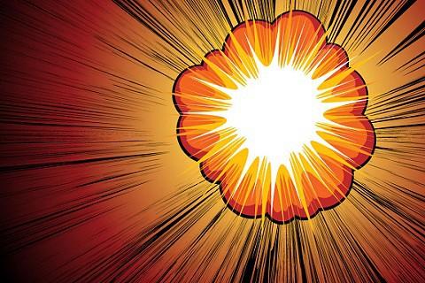 Loud Bang of Blast Heard in Tral 24_Oct_2017_112143987