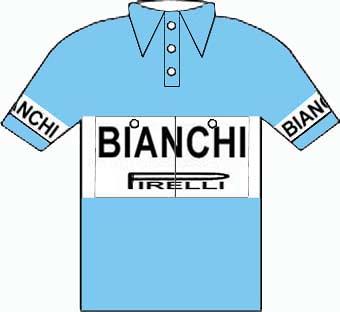Bianchi Pirelli - Giro d'Italia 1951