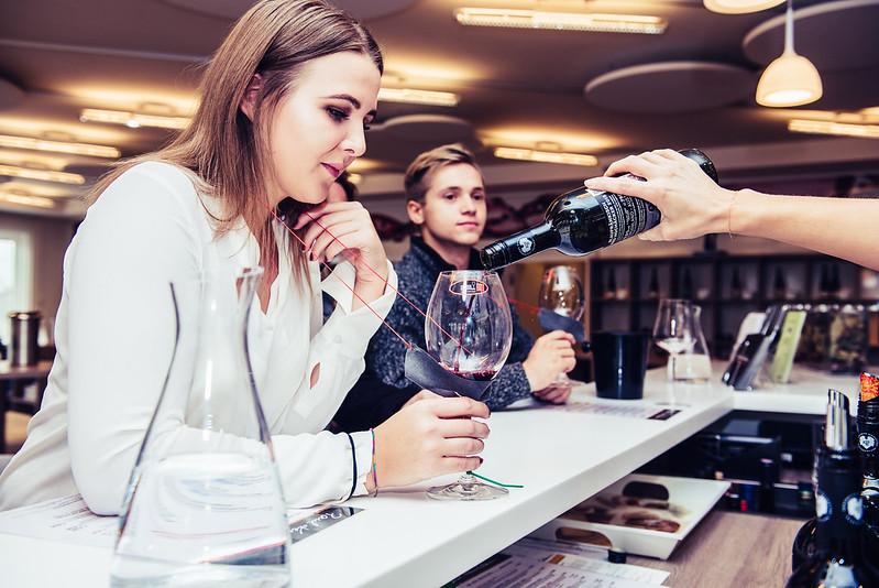 Weinkost Impressionen