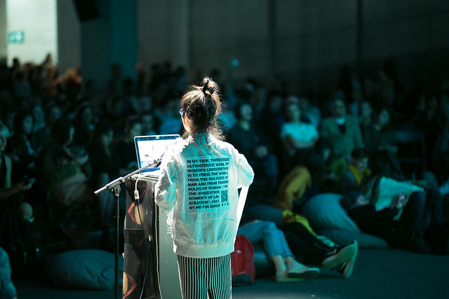 Amy Suo Wu @ The Influencers 2017