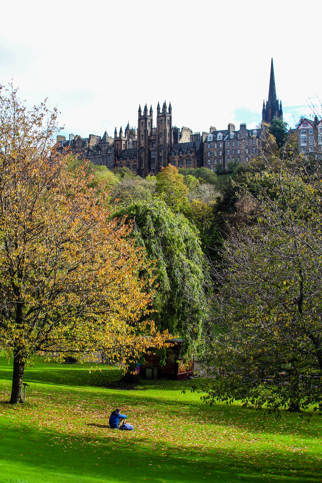 Top 10 things to do in Edinburgh this autumn