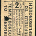 ticket - rotherham ct route R