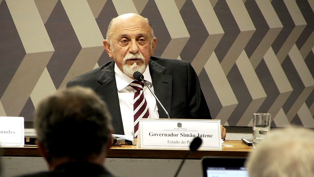 Simão Jatene cobra em Brasília regulamentação urgente da Lei Kandir