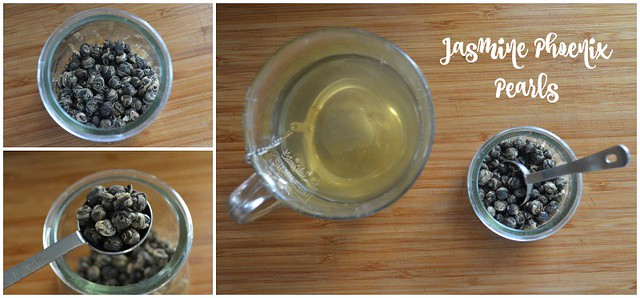 Adagio Tea Jasmine Phoenix Pearls on The SIMPLE Moms