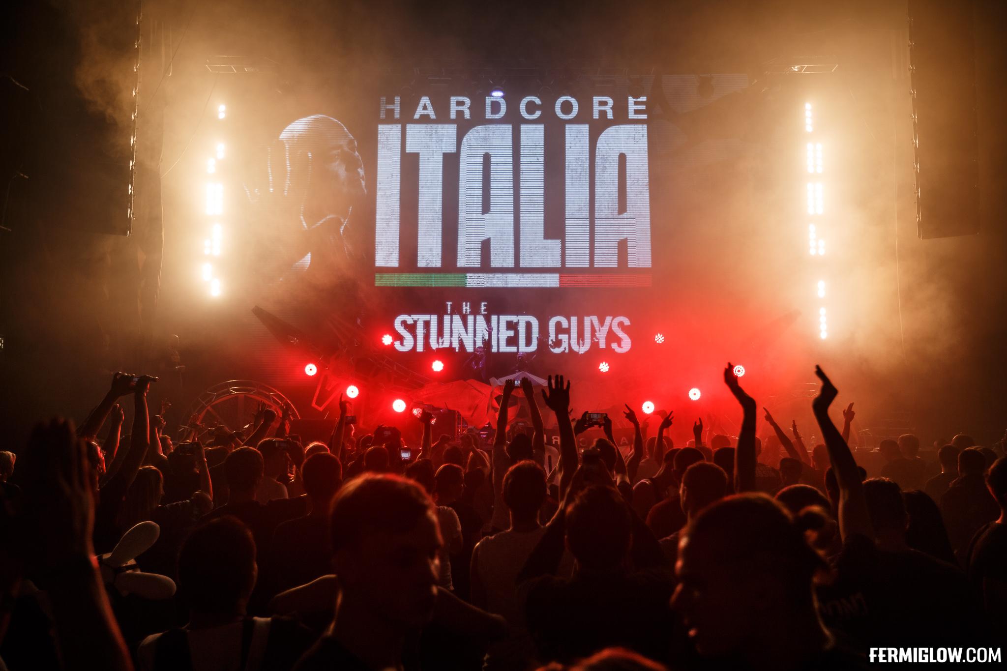 Hardcore Italia 2017
