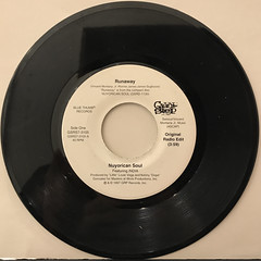 NUYORICN SOUL:RUNAWAY(RECORD SIDE-A)