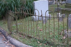Old Cemetery Fence