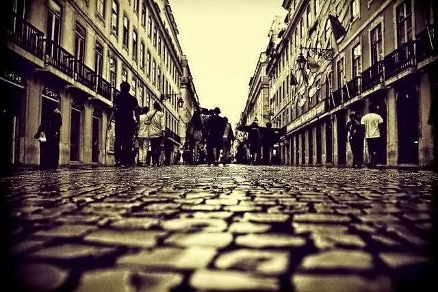 Lisbon, Nikon D5100, PC-E Nikkor 24mm f/3.5D ED