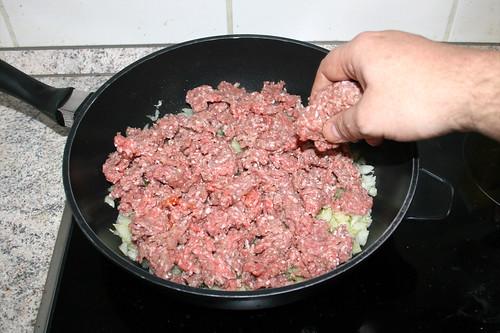 42 - Hackfleisch hinzufügen / Add minced meat