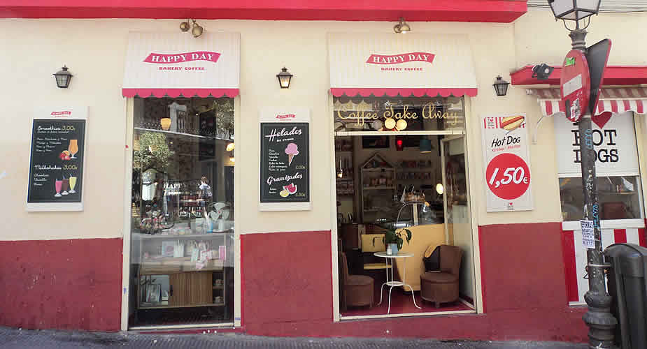 Happy Day Bakery, Malasaña Madrid | Mooistestedentrips.nl