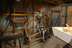Bradenton, FL - South Florida Museum - Bat Fogarty Boat Building Shop