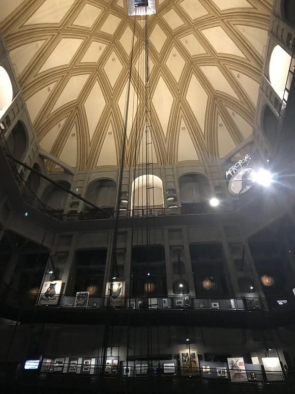 Inside Torino's Cinema Museum