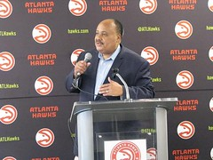 True To Atlanta: Atlanta Hawks Players and Staff Kick Off the RISE Voter Registration Campaign