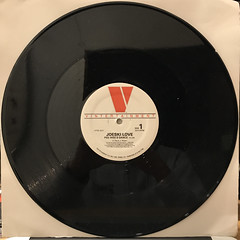 JOESKI LOVE:PEE-WEE'S DANCE(RECORD SIDE-A)