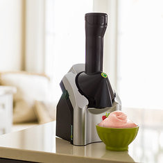 Mini DIY Electric Automatic Homemade Fruit Ice Cream Machine Maker Home Frozen Healthy Dessert Maker (1065133) #Banggood