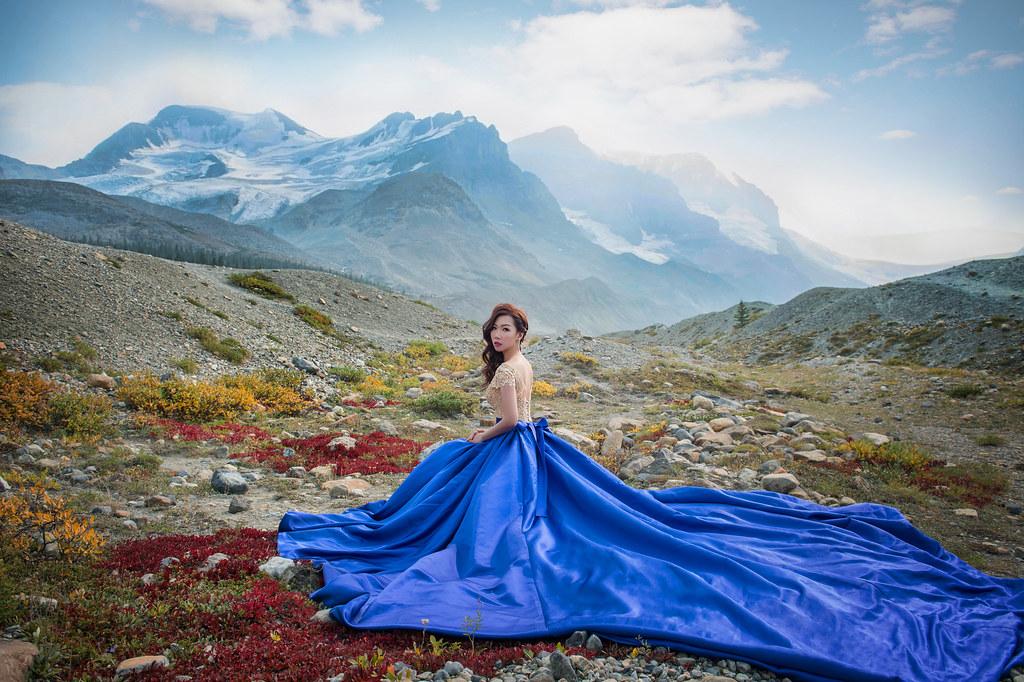 """""""加拿大婚紗,溫哥華婚紗,班夫婚紗,Canada,Banff"""