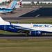 YR-BMA B737 BLUE AIR 'Diversion'