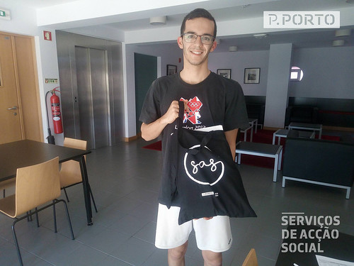 SAS do P.PORTO | Novos estudantes nas residências de Vila do Conde