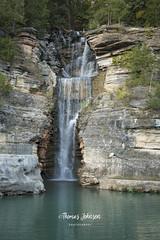 Dogwood Canyon Waterfall