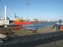 Frederikshavn harbour, Denmark, 2009 (5)