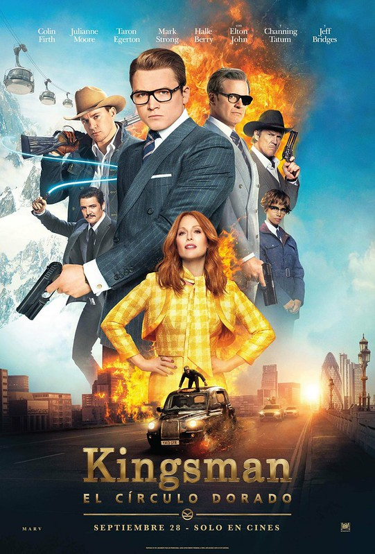 Kingsman - The Golden Circle - Poster 23