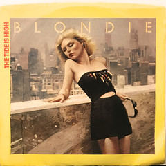 BLONDIE:THE TIDE IS HIGH(JACKET A)