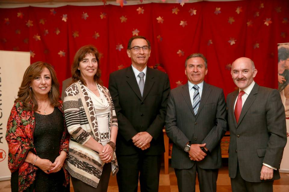 Air Canada inauguró oficialmente nueva ruta directa Lima Montreal