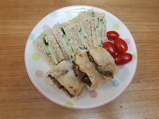 Savoury Plate