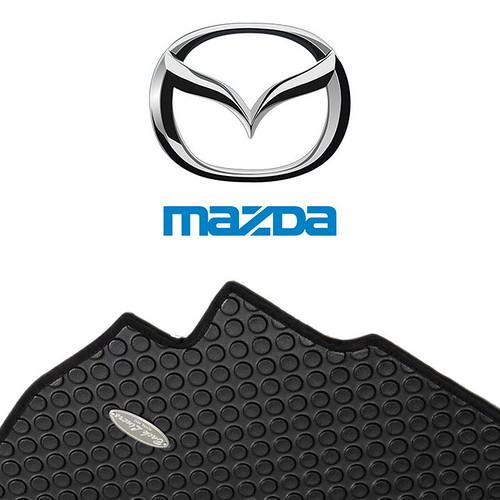 Thảm lót sàn Backliners xuất xứ Thái Lan 100% cho Mazda (2, 3, 6, CX5, BT50)
