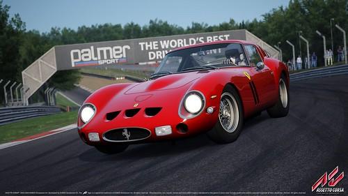 Assetto Corsa Ferrari 250 GTO 3