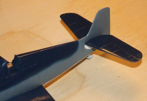"""Grumman F6F-3 Hellcat, """"Vit 19 Vraciu"""", Eduard 1/48 - Sida 2 37144563553_2d017474ff"""